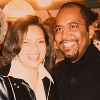 Angelo and Felicia Henderson
